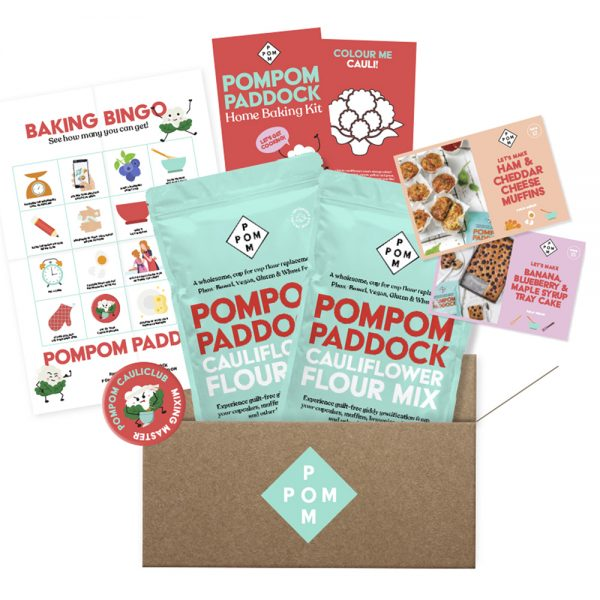 PomPom Paddock Baking Kit
