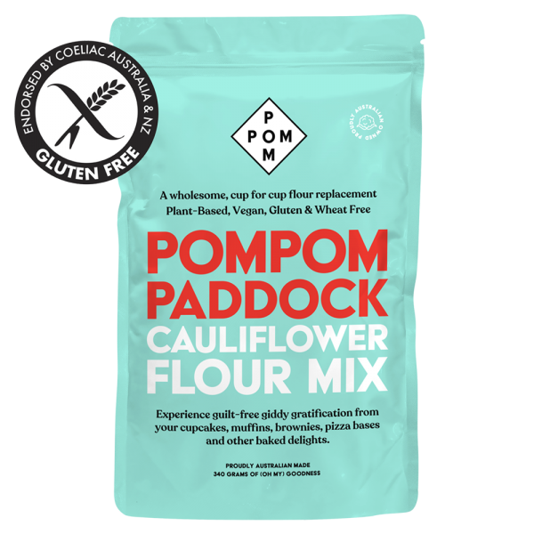 PomPom Paddock Cauliflower Flour Mix